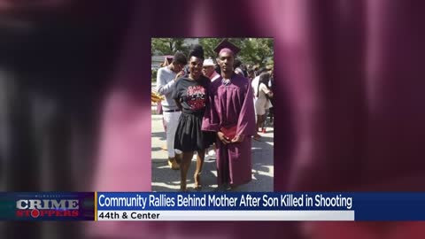 Crime Stoppers Crime of the Week: Son of local activist killed...